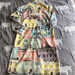 Ted Baker long sleeve dress